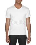 T-shirt Featherweight V-Neck Tee ANVIL ?>
