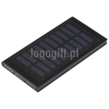 Power bank 8000 mAh; solarny ?>